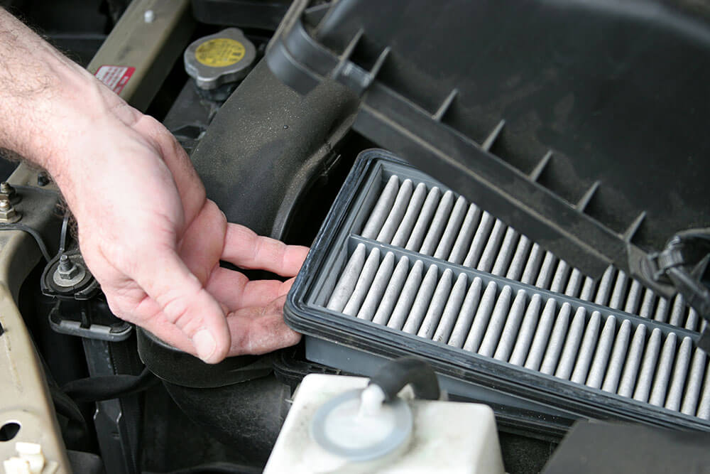 How Often Should I Replace My Engine's Air Filter and Why?