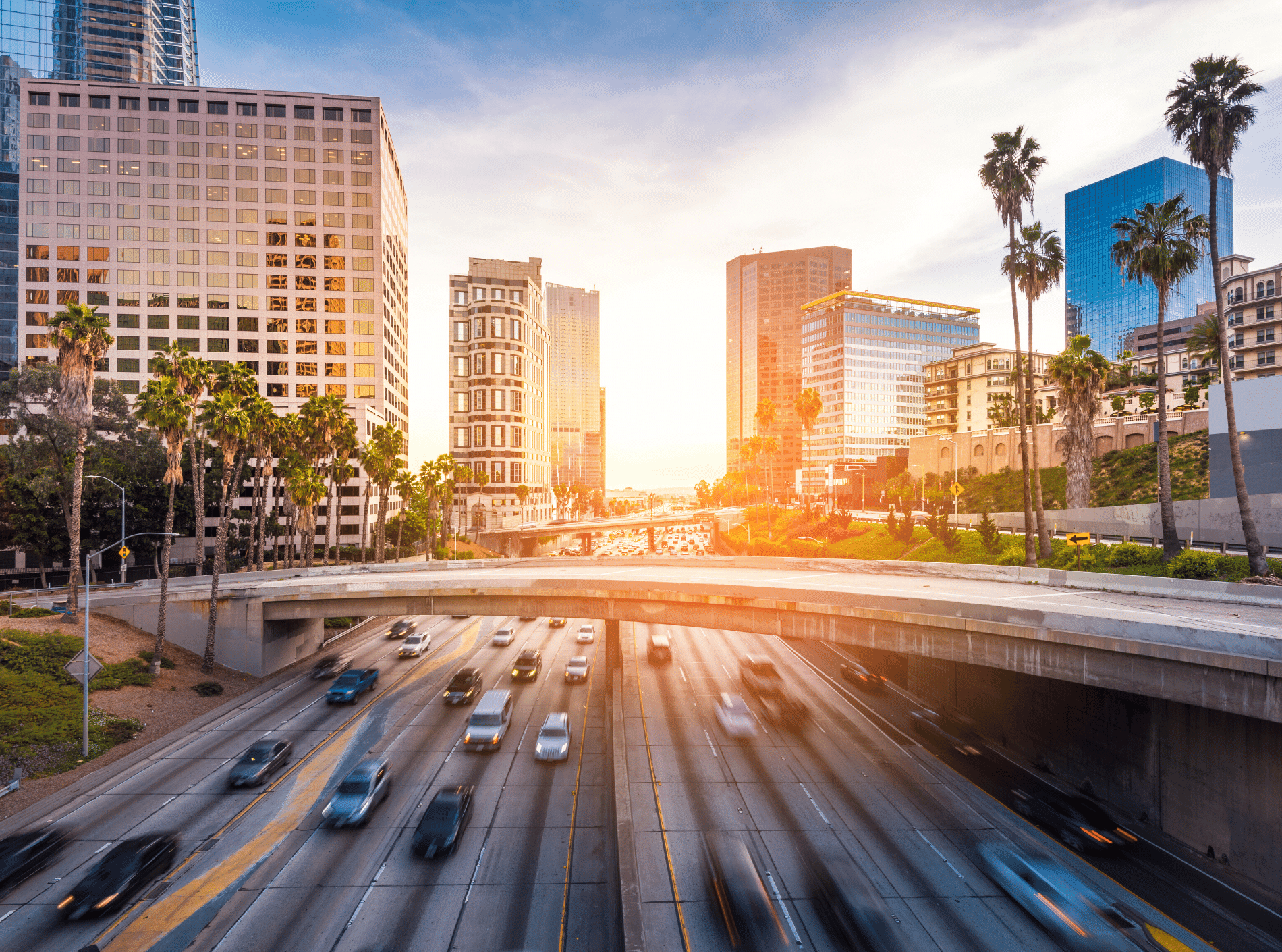 Tips to Help You Deal With Los Angeles Traffic