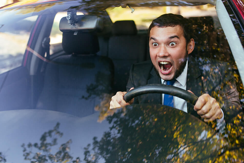 How to Avoid Road Rage When You are Behind the Wheel?