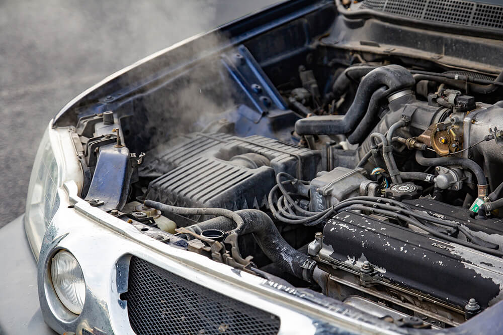 5 Things You Should Do if Your Car Overheats