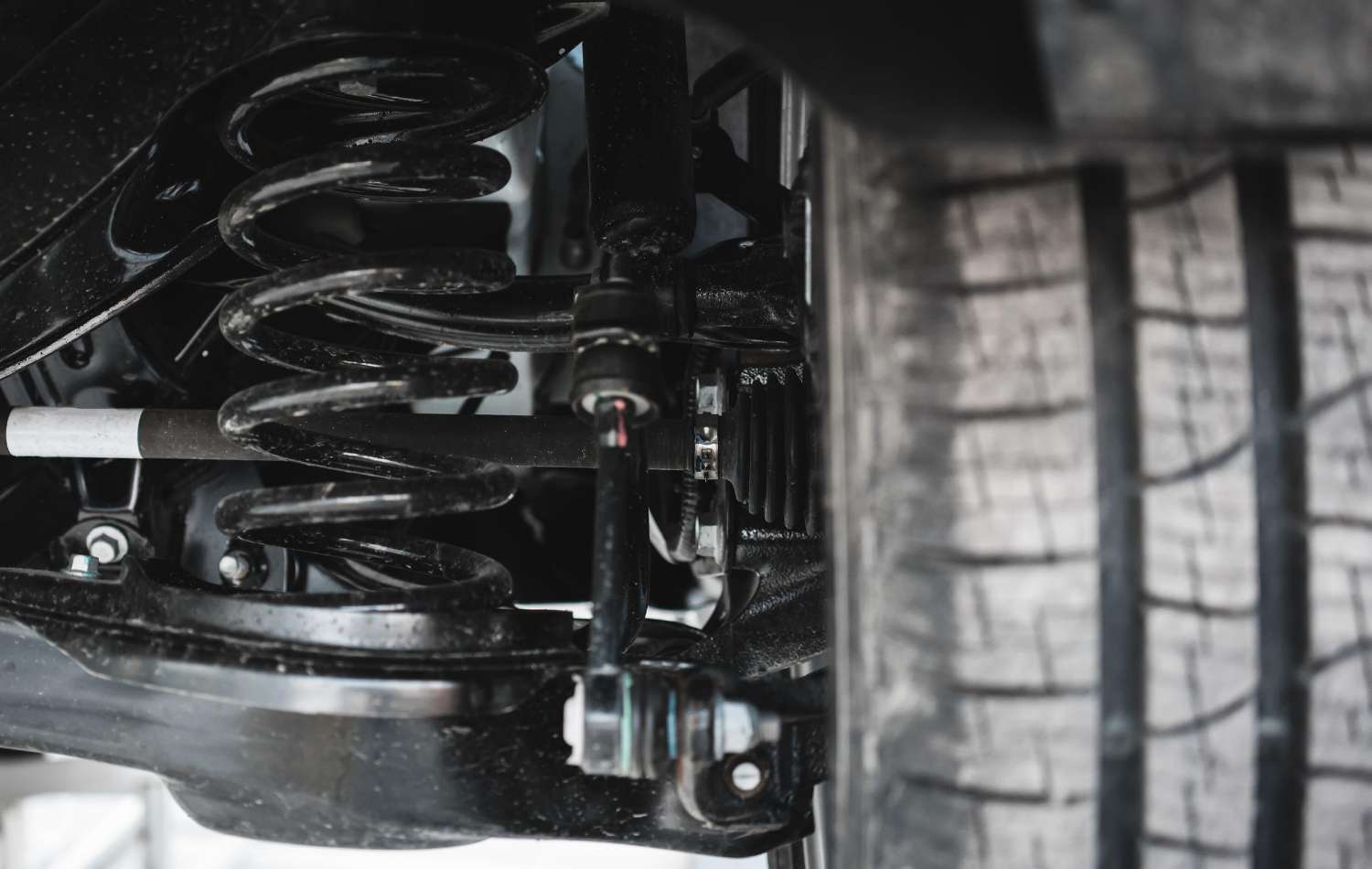 Key Vehicle Suspension Parts and What They Do